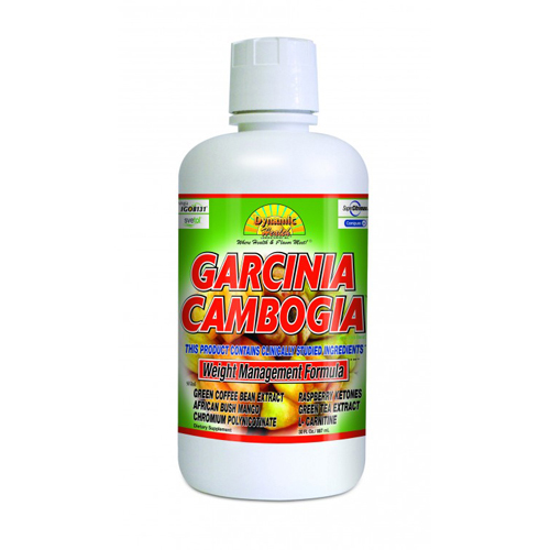 Dynamic Health Garcinia Cambogia Extract Juice Blend (1x30 Oz)