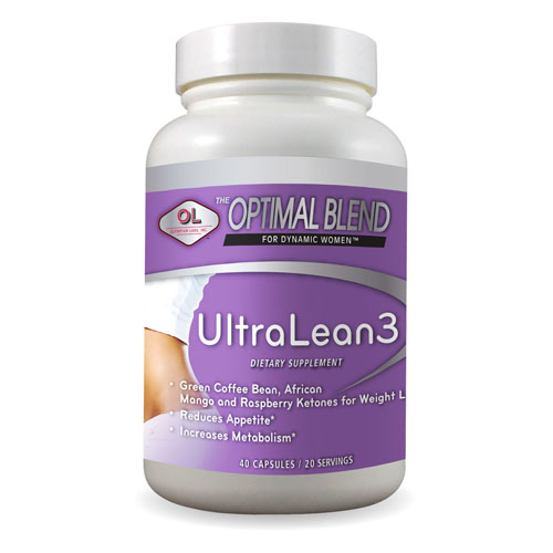 Optimal Blend Ultra Lean3 (40 Capsules)