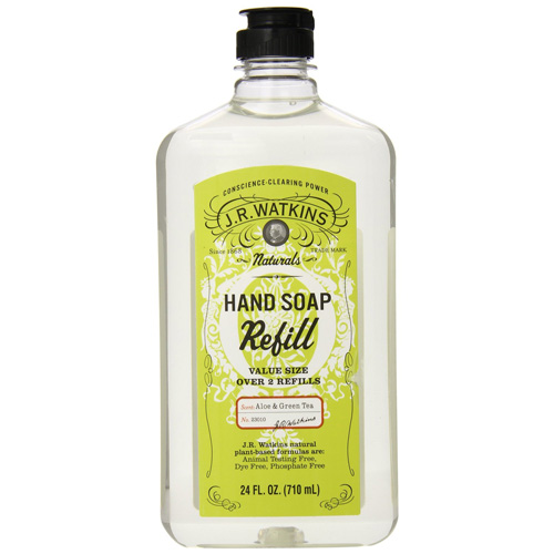 J.R. Watkins Liquid Hand Soap Refill Aloe and Green Tea (24 fl Oz)
