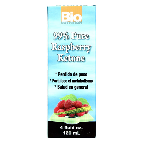 Bio Nutrition Inc Raspberry Ketone 99% Pure (4 fl Oz)