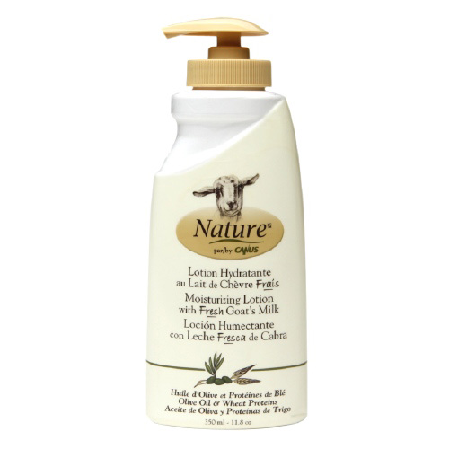 Nature By Canus Lotion Goats Milk Nature Olive Oil Wht Prot (1x11.8 Oz)