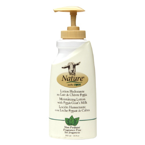 Nature By Canus Lotion Goats Milk Nature Fragrance Free (1x11.8 Oz)