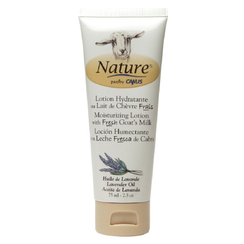 Nature By Canus Lotion Goats Milk Nature Lavender Oil (1x11.8 Oz)