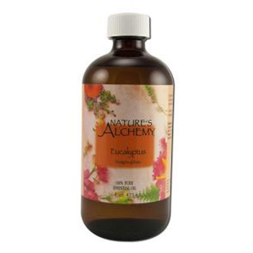 Nature's Alchemy Essential Oil 100% Pure Eucalyptus (16 fl Oz)