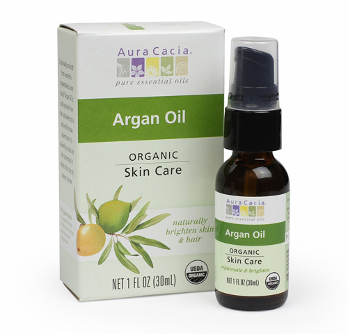 Aura Cacia Skin Care Oil Organic Argan Oil 1 fl Oz