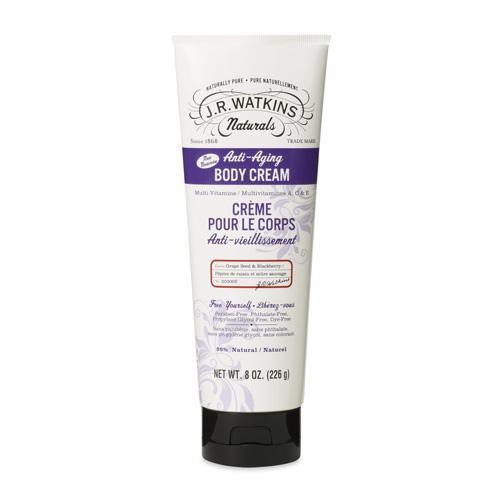 J.R. Watkins Body Cream Anti Aging 8 Oz