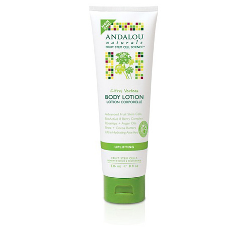 Andalou Naturals Body Lotion Citrus Verbena Uplifting (8 fl Oz)