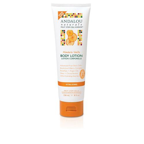 Andalou Naturals Body Lotion Mandarin Vanilla Vitalizing (8 fl Oz)