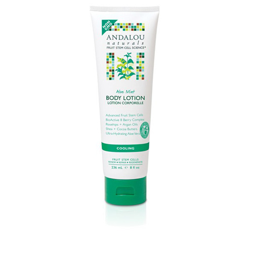 Andalou Naturals Body Lotion Aloe Mint Cooling (8 fl Oz)