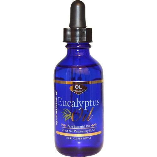 Olympian Labs Essential Oil  Eucalyptus  2 oz