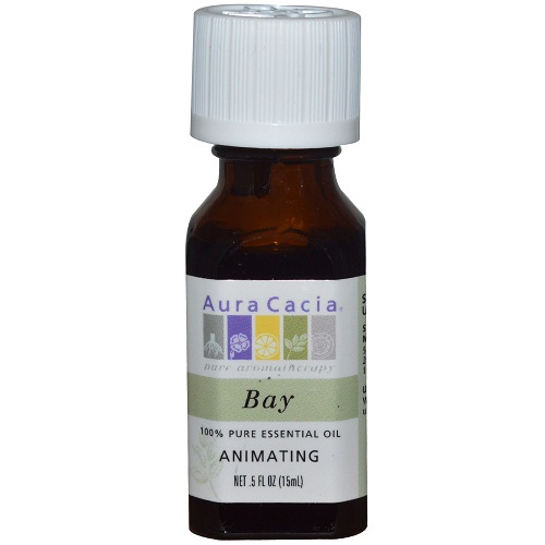 Aura Cacia Essential Oil  Bay  .5 oz