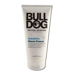 Bulldog Sensitive Shave Cream (1x5.9Oz)