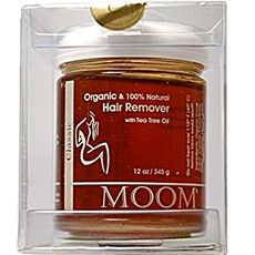 Moom Hair Remover With Tea Tree Oil Refill Jar (1x12Oz)