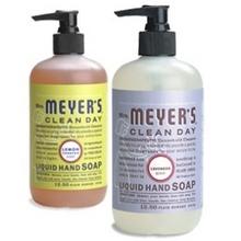 Mrs. Meyers Clean Day Liquid, Parsley (6x12.5 Oz)