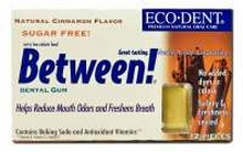 Eco-Dent Between! Cinnamon Dental Gum (12x12 pc)