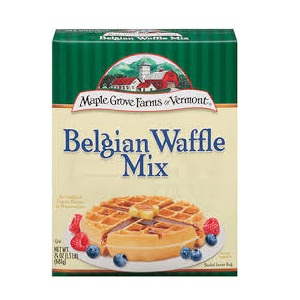 Maple Grove Belgian Waffle Mix (6x24 Oz) at Sears.com
